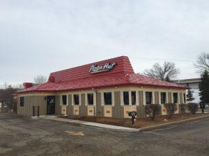 Pizza Hut Black River Falls, WI Restaurant Construction