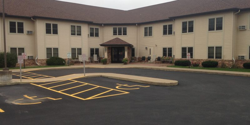 Morrow Home Assisted Living Home Construction in Sparta, WI