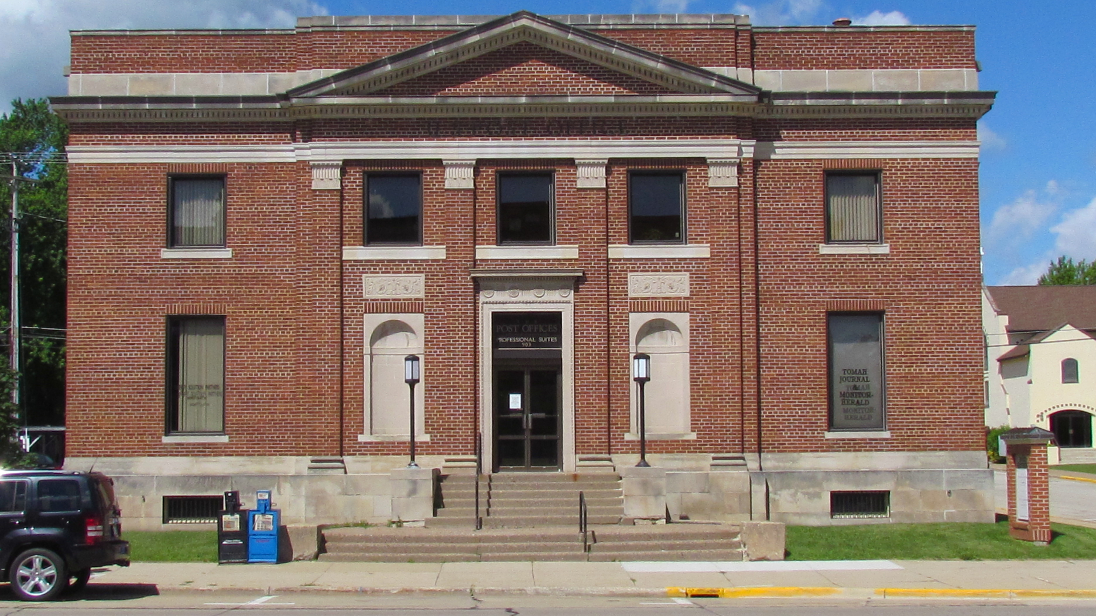 Tomah Post Office