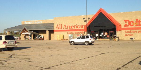 All American Doit Center Tomah, WI